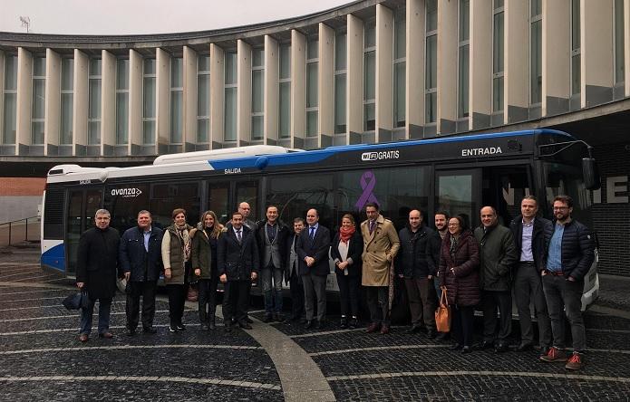 El pionero servicio de ómnibus para evadir agresiones en Salamanca